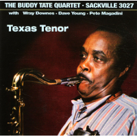 Buddy Tate: Texas Tenor