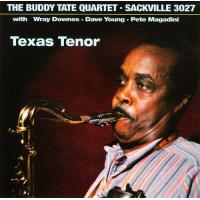 Album Texas Tenor by Buddy Tate