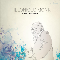 Album Paris 1969 by Thelonious Monk