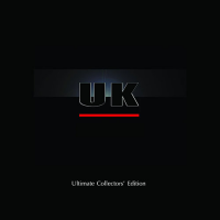 Album Ultimate Collectors' Edition by Bill Bruford