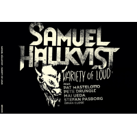 Album Variety of Loud by Samuel Hällkvist