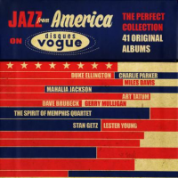 "Read ""Jazz from America on Disques Vogue"" reviewed by Maurizio Zerbo"