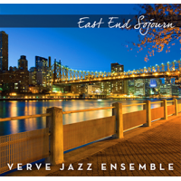 Album East End Sojourn by The Verve Jazz Ensemble