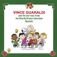 Album The Lost Cues From The Charlie Brown Television Specials, Volume 1 by Vince Guaraldi