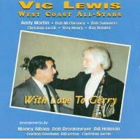 Album With Love to Gerry by Vic Lewis