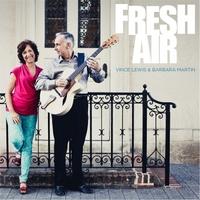 Album Fresh Air by Barbara Martin