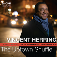 Album The Uptown Shuffle by Vincent Herring