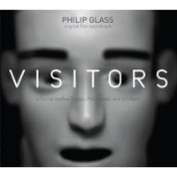 Album Visitors by Philip Glass