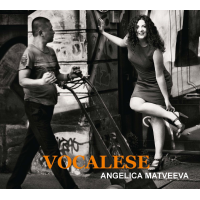 Album Vocalese by Angelica Matveeva