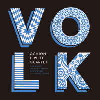 Ochion Jewell Quartet: Volk
