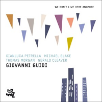 Album We Don't Live Here Anymore by Giovanni Guidi