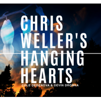 Chris Weller's Hanging Hearts