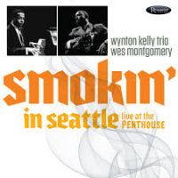 Album Smokin' in Seattle: Live at the Penthouse (1966) by Wes Montgomery