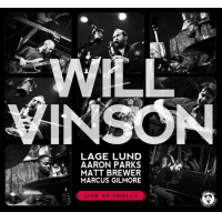 Will Vinson:  Live at Smalls by Will Vinson