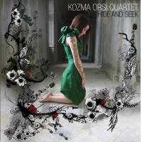 Album Hide and seek by Orsi Kozma Quartet