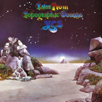 Yes: Yes: Tales from Topographic Oceans (Definitive Edition)