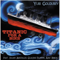 "Read ""Yuri Goloubev: Titanic for a Bike"" reviewed by Ian Patterson"
