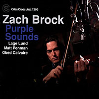 Album Purple Sounds by Zach Brock