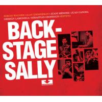 Backstage Sally