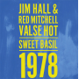 "Jim Hall And Red Mitchell - ""Live At Sweet Basil 1978"" Released On ArtistShare And Submitted For Grammy Nomination Consideration"
