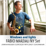 "Italian Alto Saxophonist Fabio Marziali Brings Some Hard Swingin' With ""Windows And Lights"""