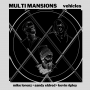 Collaborative Jazz Trio Multi Mansions Releases Its Debut Album, Vehicles, On April 22nd