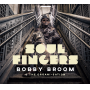 "Guitarist Bobby Broom Introduces His New Group The Organi-Sation With Their Debut Recording ""Soul Fingers,"" Due October 12"
