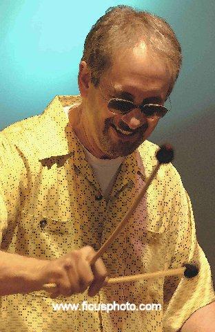 Dave Samuels -- Litchfield Jazz Festival 2005