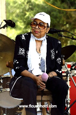 Etta Jones -- Berkshire Music Festival 2001