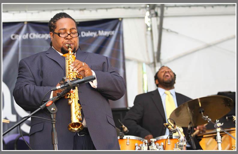 Chicago Jazz Festival 2009