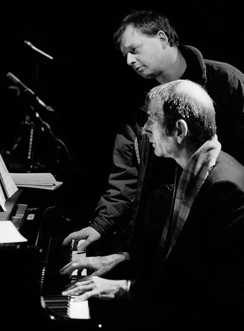 Alan Barnes & Colin Perbrook