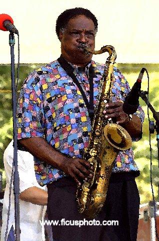 Houston Person -- Berkshire Music Festival 2001