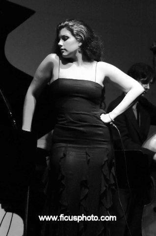 Jane Monheit -- Litchfield Jazz Festival 2001