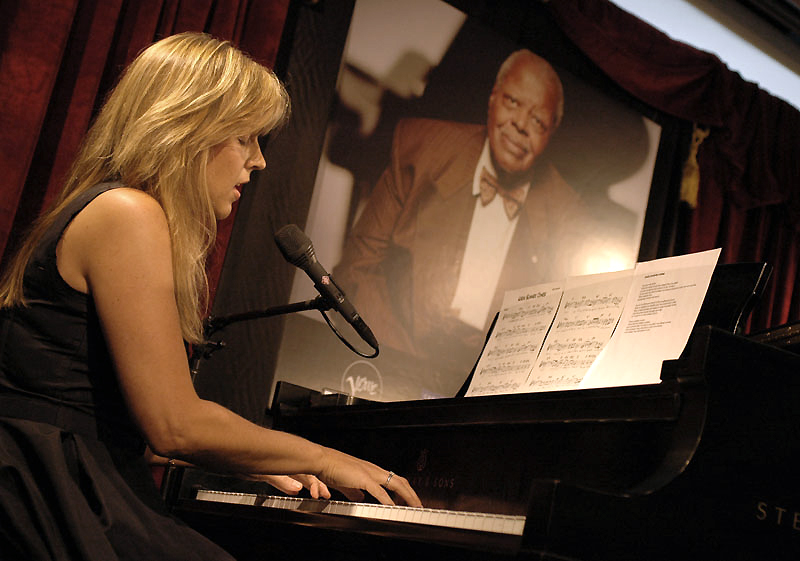 Diana Krall Plays for Oscar Peterson