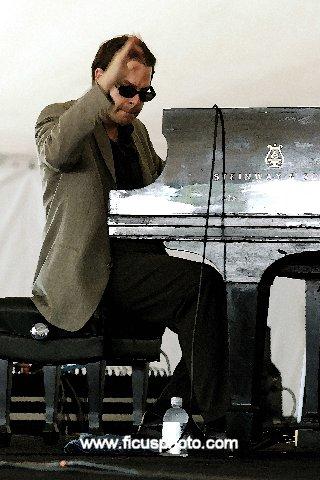 Bill Charlap -- Litchfield Jazz Festival 2002