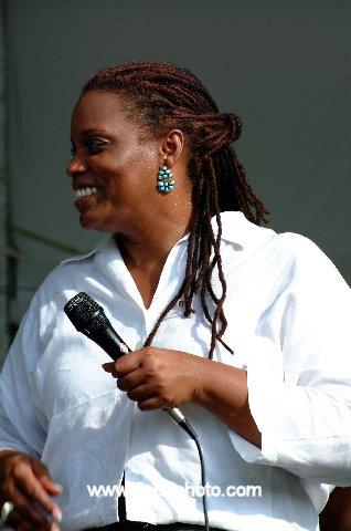 Dianne Reeves -- Berkshire Jazz Festival 2001