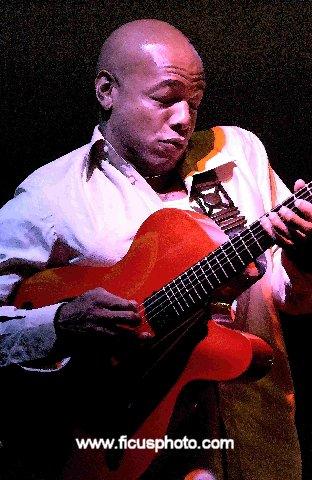 Mark Whitfield -- Litchfield Jazz Festival 2003