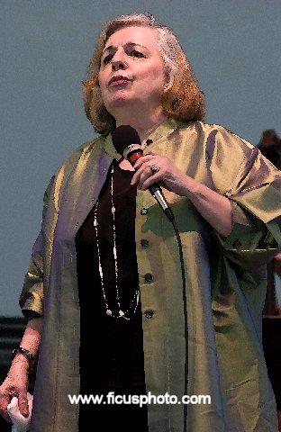 Carol Sloane -- Litchfield Jazz Festival 2006