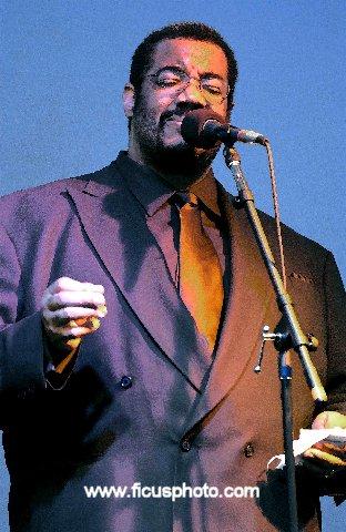 Kevin Mahogany -- Litchfield Jazz Festival 2003