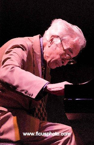 Dave Brubeck -- Litchfield Jazz Festival 2005
