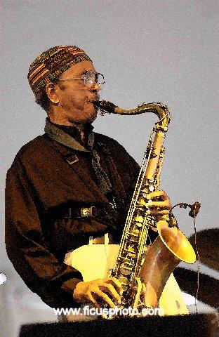 Jimmy Heath -- Litchfield Jazz Festival 2003