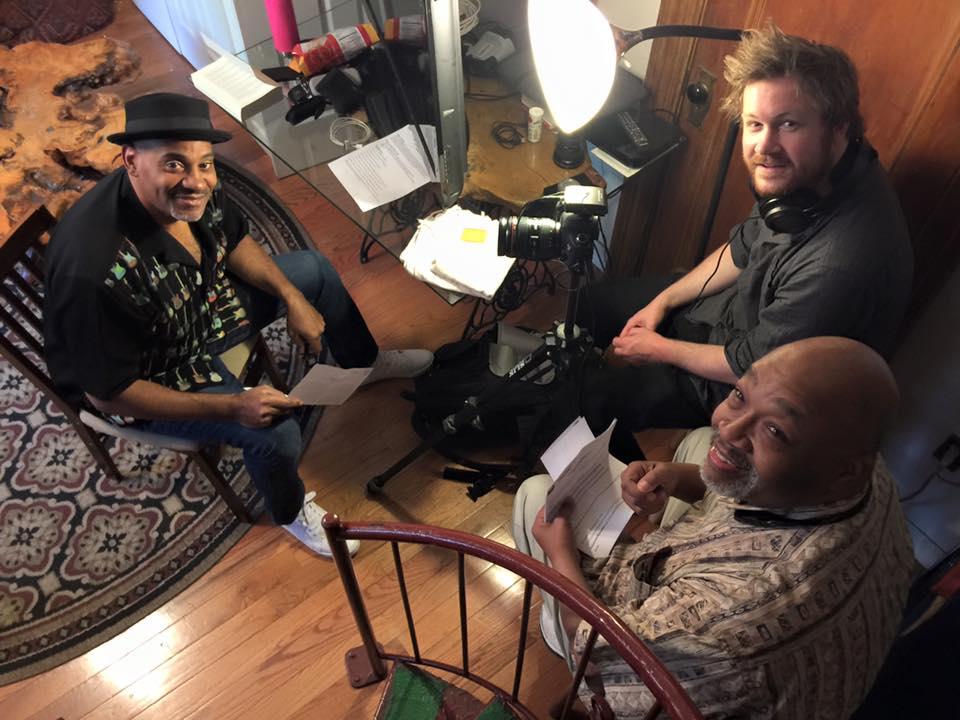 Super Fan David Richardson: Filming in New York