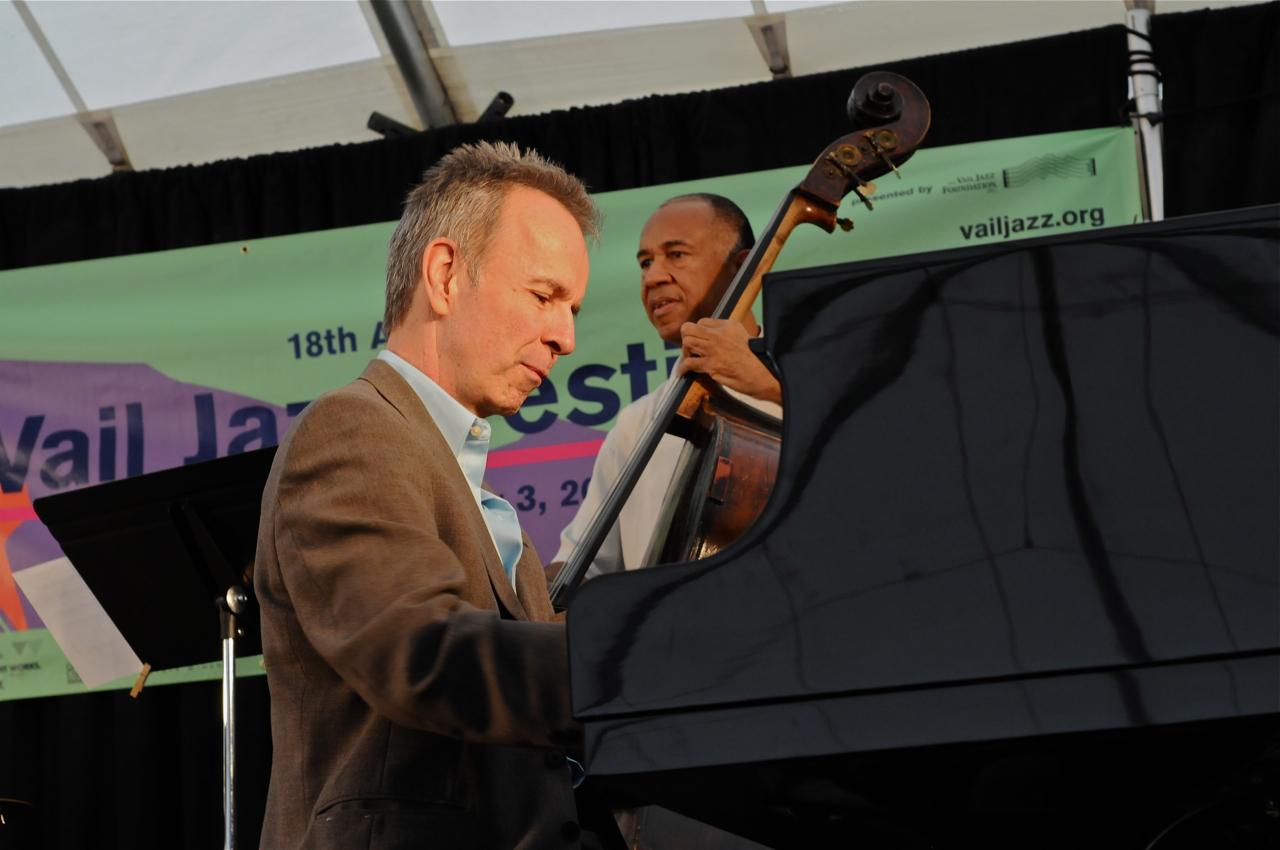 Bill Cunliffe & John Clayton