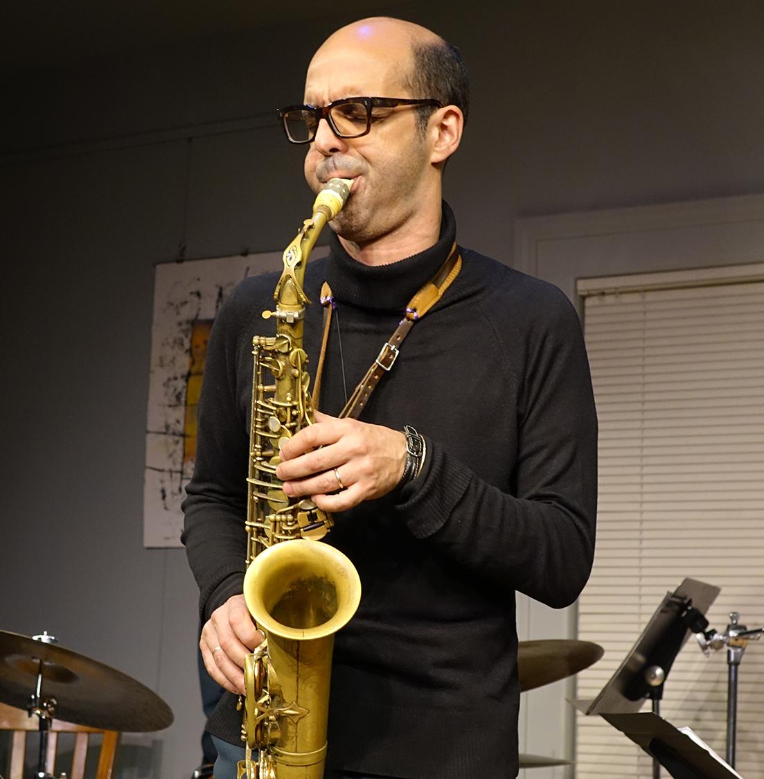 Michael Attias at Edgefest 2014