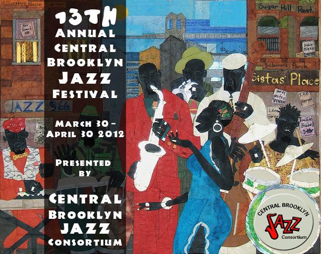 13th Annual Central Brooklyn Jazz Festival