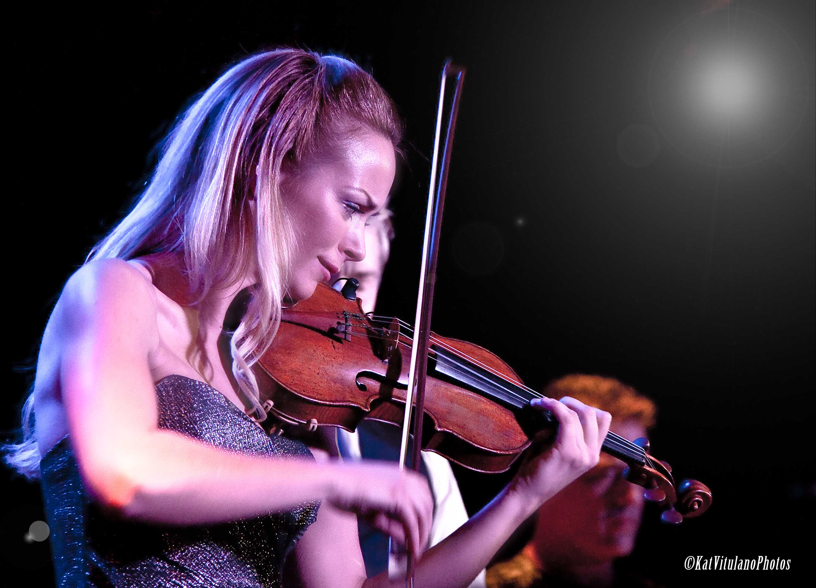 Caroline Campbell Performs w/Chris Botti