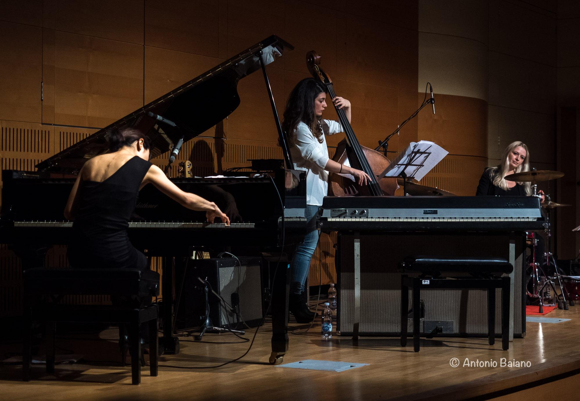 Chihiro Yamanaka Female Trio