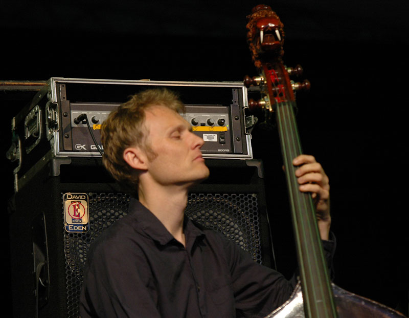 Chris Wood, 2010 Ottawa International Jazz Festival