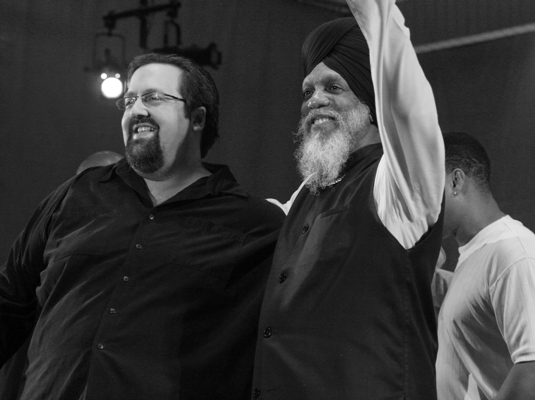 Joey Defrancesco Performing with Dr. Lonnie Smith