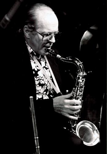 John Dankworth 0761318 Images of Jazz